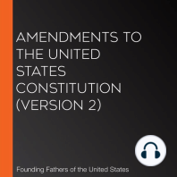 Amendments to the United States Constitution (version 2)
