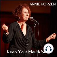 Keep Your Mouth Shut!