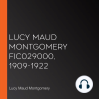 Lucy Maud Montgomery FIC029000, 1909-1922