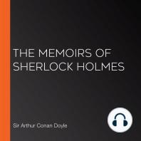 Memoirs of Sherlock Holmes, The (version 2)