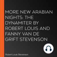 More New Arabian Nights: The Dynamiter by Robert Louis and Fanny van de Grift Stevenson