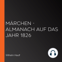 Märchen - Almanach auf das Jahr 1826
