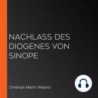 Nachlaß des Diogenes von Sinope