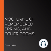 Nocturne of Remembered Spring, and Other Poems