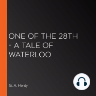 One of the 28th - a Tale of Waterloo
