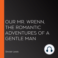 Our Mr. Wrenn, the Romantic Adventures of a Gentle Man