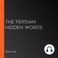The Persian Hidden Words