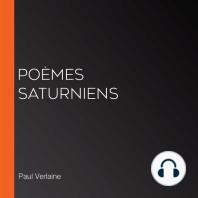Poèmes Saturniens