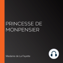 Princesse de Monpensier