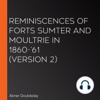 Reminiscences of Forts Sumter and Moultrie in 1860-'61 (version 2)