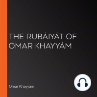 Rubáiyát of Omar Khayyám, The (Fitzgerald version)