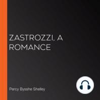 Zastrozzi, A Romance