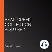 Bear Creek Collection Volume 1