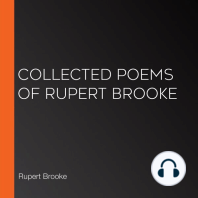 Collected Poems of Rupert Brooke