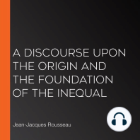 A Discourse Upon the Origin and the Foundation of the Inequal