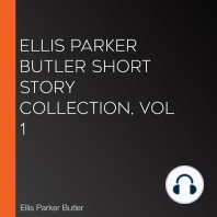 Ellis Parker Butler Short Story Collection, Vol 1