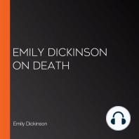 Emily Dickinson on Death