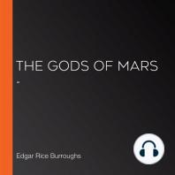 Gods of Mars -, The (version 3)