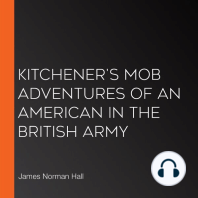 Kitchener's Mob Adventures of an American in the British Army