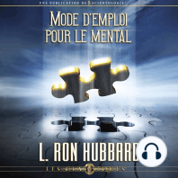 Mode D'emploi pour le Mental: Operation Manual For The Mind, French Edition
