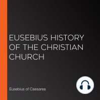 Eusebius History of the Christian Church