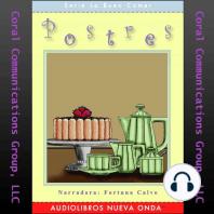 Postres (Desserts)