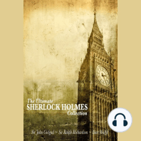 The Ultimate Sherlock Holmes Collection