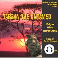 Tarzan Untamed