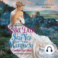 Say Yes to the Marquess