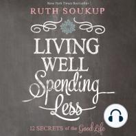Living Well, Spending Less