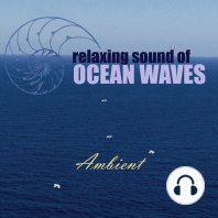 Relaxing Sound of Ocean Waves