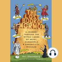 The Lost Book of Mormon