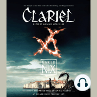 Clariel: The Prequel to the Old Kingdom Series