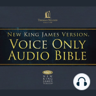 The NKJV Voice-Only Audio Bible