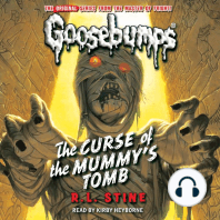 Classic Goosebumps - The Curse of the Mummy's Tomb