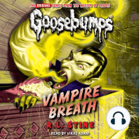 Classic Goosebumps - Vampire Breath