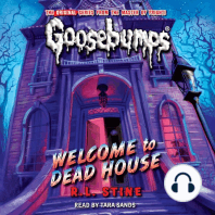 Classic Goosebumps - Welcome to Dead House