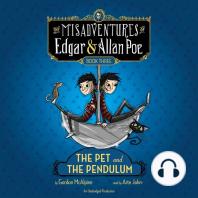 The Misadventures of Edgar & Allan Poe, Book 3