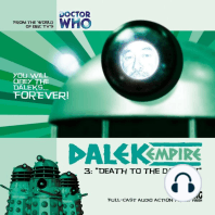 Death to the Daleks!