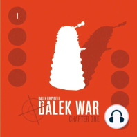 Dalek War Chapter 1