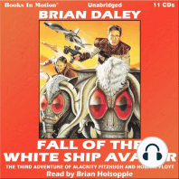 Fall of the White Ship Avatar: The Third Adventure of Alacrity Fitzhugh and Hobart Floyt