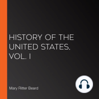 History of the United States, Vol. I