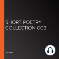 Short Poetry Collection 003