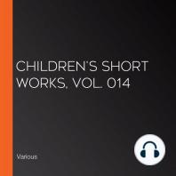 Children's Short Works, Vol. 014