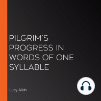 Pilgrim's Progress in Words of One Syllable
