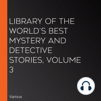 Library of the World's Best Mystery and Detective Stories, Volume 3