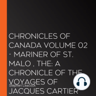 Chronicles of Canada Volume 02 - Mariner of St. Malo , The