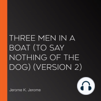 Three Men in a Boat (To Say Nothing of the Dog) (version 2)