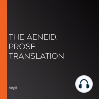 The Aeneid, prose translation