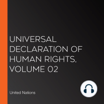 Universal Declaration of Human Rights, Volume 02